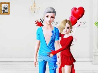 炫舞时代情侣服饰搭配2款贫民装 炫舞时代贴吧情侣搭配