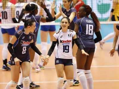 泰国第五出局 女排落选赛