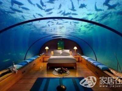 极具创意的13个卧室设计案例 运动创意卧室设计图片