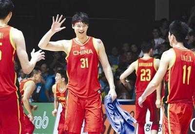 周琦大王成致胜强点 男篮半决赛