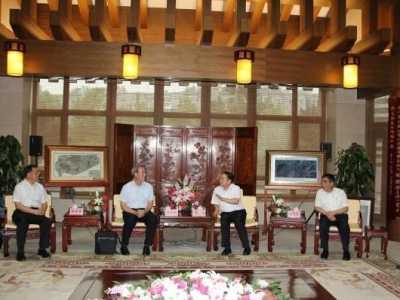 台湾工研院刘仲明院长访问工程院 台湾工研院运动控制卡