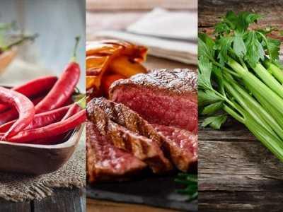 加速新陈代谢燃烧脂肪11种食物要多吃 食物代谢
