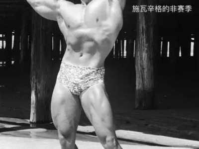 为什幺健美运动员的非赛季体型很臃肿 健美运动员非赛季照片