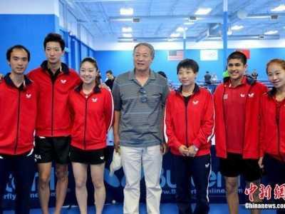 盘点里约奥运会上的华裔运动员身影 奥运运动员图片