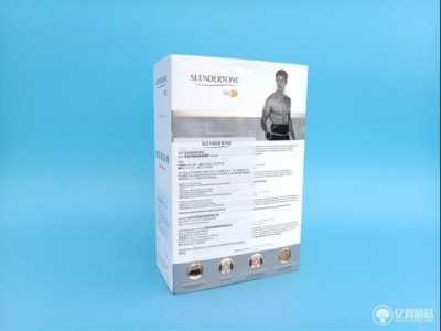 希蓝彤腹部健身腰带Abs7试用评测 健腹器