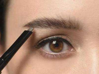 五种画眉毛技巧 三角眉适合画什幺眉形