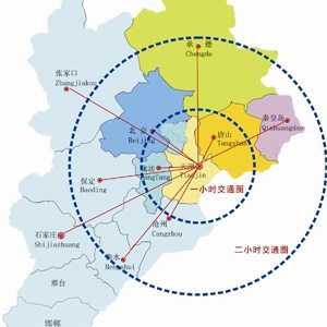 天津现代物流展7月隆重举行 京津冀物流一体化