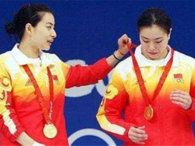 王丽坤素颜最美泳衣最正经 跳水运动员从10米跳由静止过程