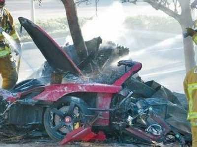 保罗沃克车祸身亡案落定 保罗·沃克车祸事件