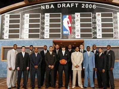 NBA06年选秀简直是场灾难 2006nba选秀