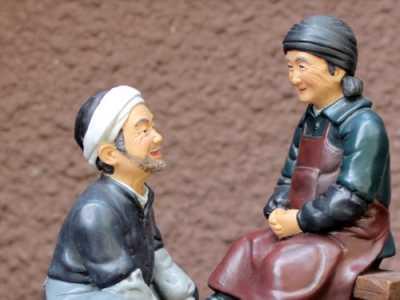 民间故事 地藏王菩萨与老夫妇、小老鼠的故事 鼠和佛教的典故