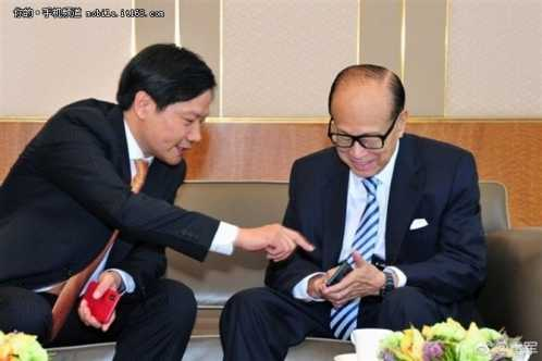 小米与长和集团成立联盟 长和事业集团