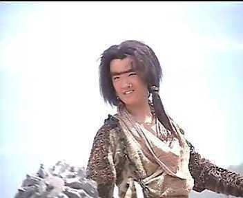 黄海冰聂远的隋唐英雄传中李元霸扮演者——马佳 王宝强主演的隋唐英雄