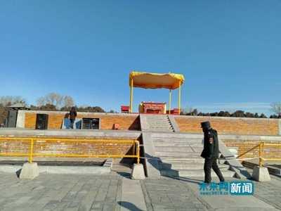 非遗、文创、老字号一个都不少 北京地坛庙会