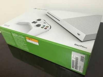 one s国行和美版 Xbox One S国行版开箱 xbox