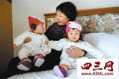 61岁盛海琳还生下双胞胎 中国年龄最大的人