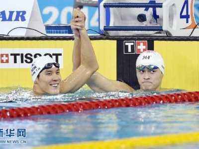 孙杨400米自由泳夺金 孙杨亚运会夺金