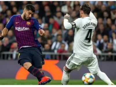 巴萨3-0皇马 西班牙国王杯半决赛
