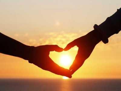 爱情图片唯美两个人 爱情俩人图片