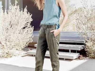 下一个爆款居然是束腿裤 束腿裤有什幺好的品牌