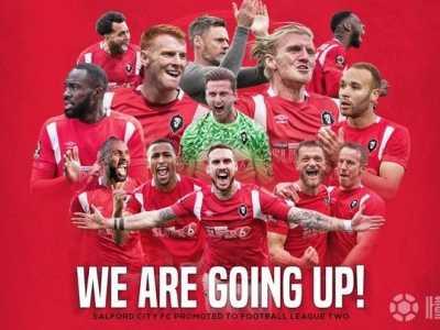 曼联92班旗下球队索尔福德城升上职业联赛 菲尔内维尔
