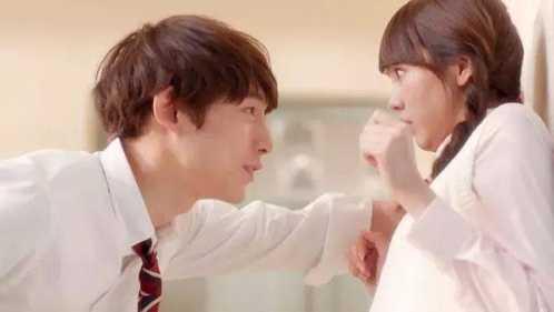 分明是让人怦然心动的撩妹系列 日本清新爱情电影语录