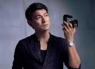 天王刘德华的养生之道 刘德华上海国际电影节