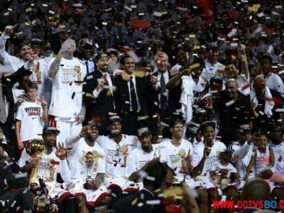 2013年NBA总决赛 马刺vs热火第七场