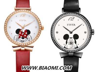 这几款手表有些意思 美女与野兽手表