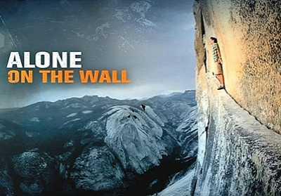 经典无保护攀岩纪录片Alone on the Wall 户外运动纪录片